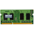 バッファロー 法人向け PC3L-12800 DDR3L 1600MHz 204Pin SDRAM S.O.DIMM 2GB MV-D3N1600-LX2G 1