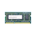 アドテック DDR3L 1600MHz PC3L-12800 204Pin SO-DIMM 2GB 省電力 ADS12800N-LH2G 1枚